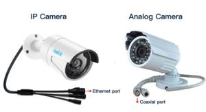Choose IP Cameras Over HD Analog Cameras