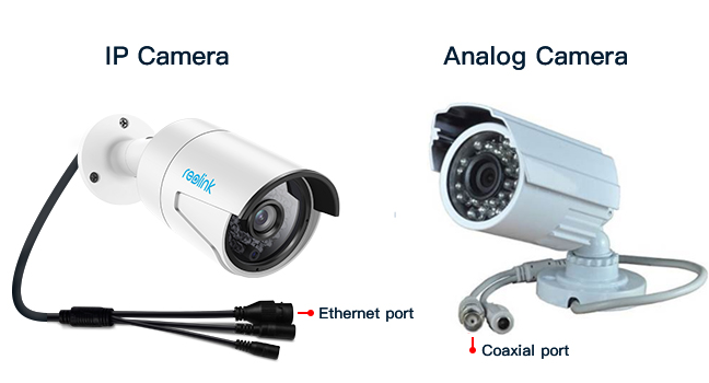 Choose IP Cameras Over HD Analog Cameras