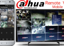 Remote View Dahua DVR On Android