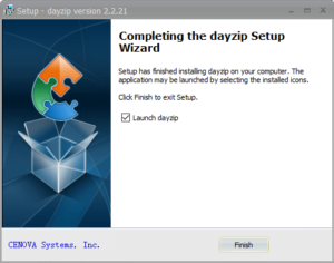 Install DayZip for PC