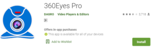 360Eyes App for PC