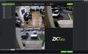 Live Viewing AntarView Pro for PC