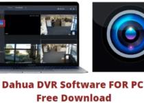 Dahua DVR Software for PC