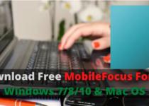 MobileFocus for PC