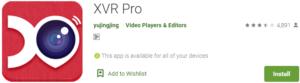 XVR Pro App For PC