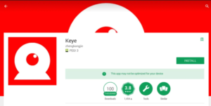 Keye Security Camera App for PC